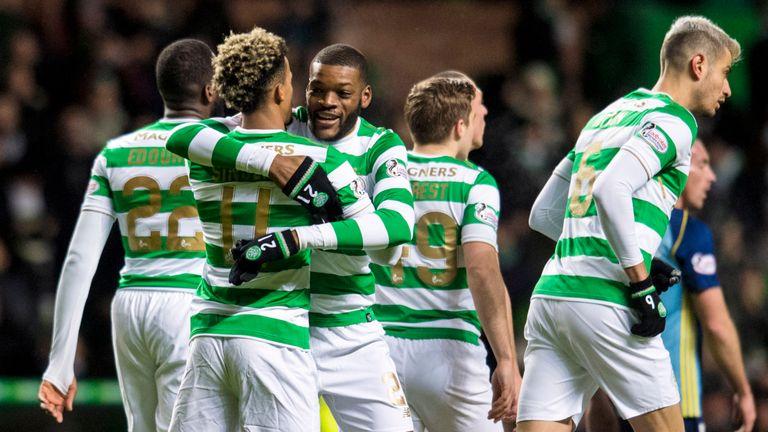 Celtic beat Hamilton 3-1 at Parkhead