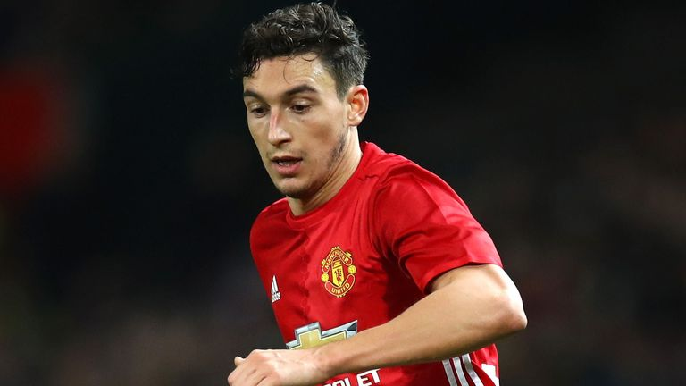 Napoli and Juventus have previously been linked with moves for Matteo Darmian