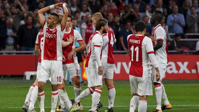 Ajax earned their second win in a week on Thursday
