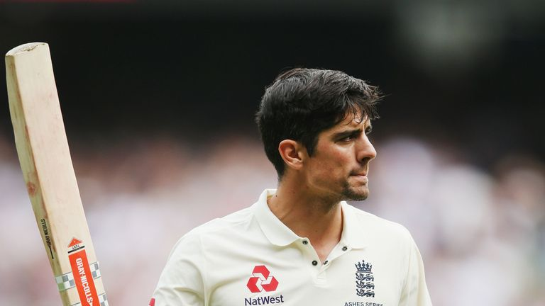 Alastair Cook earned an array of milestones following his epic double century