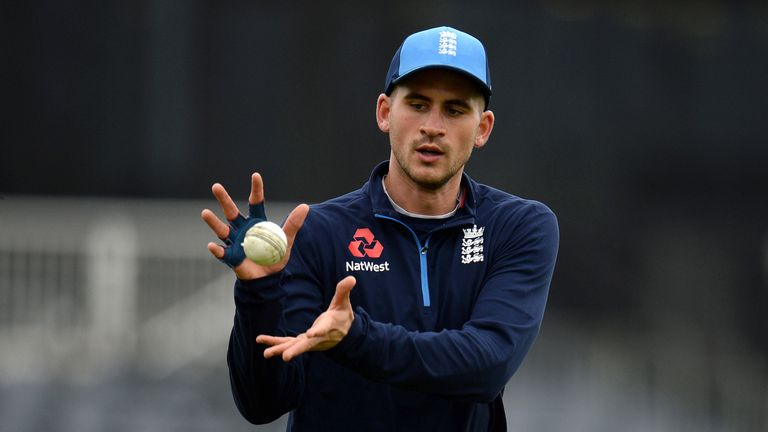 Alex Hales is back in contention to play for England