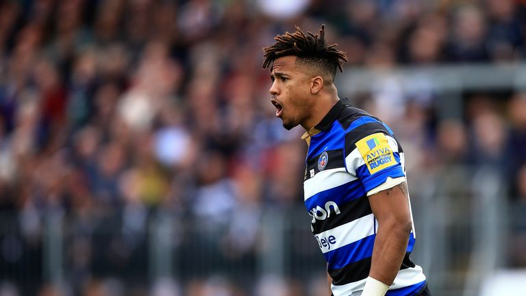 Bath will be without Watson for the remainder of the 2017/18 campaign