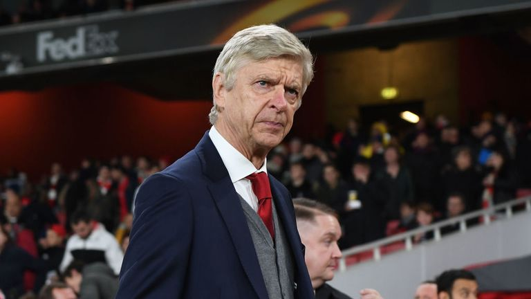 Arsene Wenger says teams are happy to 'park the bus'