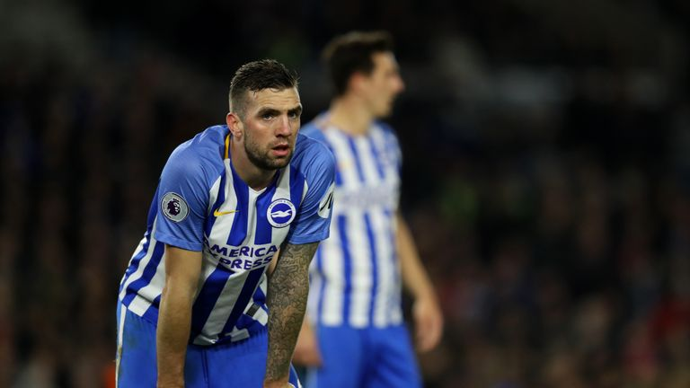 Brighton defender Shane Duffy represented Northern Ireland at underage level before declaring for the Republic of Ireland