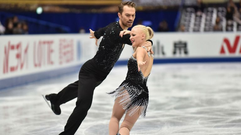 Pyeongchang will be Coomes and Nick Buckland's third Olympic Games as a pair