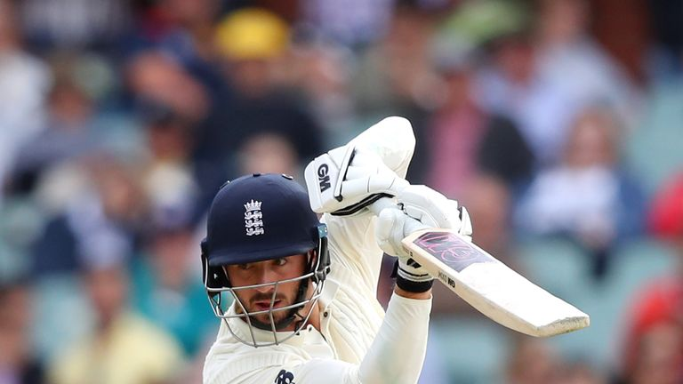 James Vince played the last of his 13 Tests in March. He averages 24.90