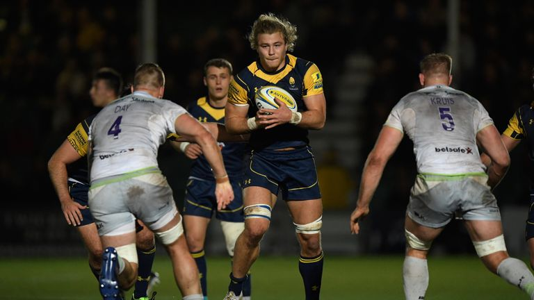 David Denton is leaving Sixways at the end of the season