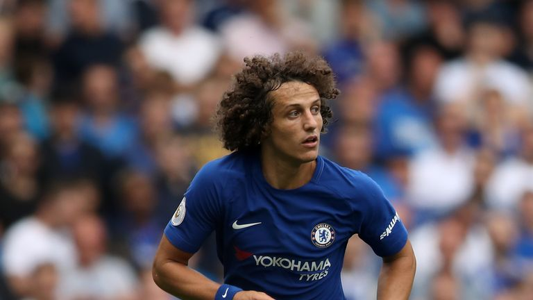 David Luiz returned to Chelsea in August 2016, two years after leaving for PSG