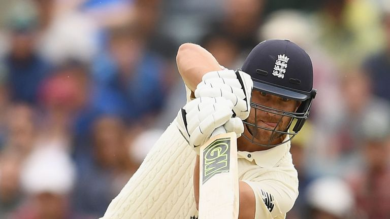 Dawid Malan made a maiden Test century for England in Perth but is still uncapped in ODI cricket