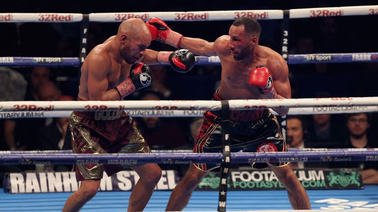 A rematch with Groves will get DeGale going again, says Froch