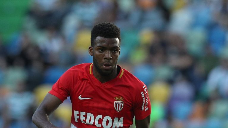 Monaco midfielder Thomas Lemar has been linked with both Arsenal and Liverpool