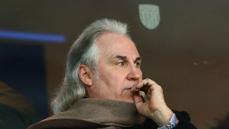 Gerry Francis  wants to stay on as a coach at West Brom
