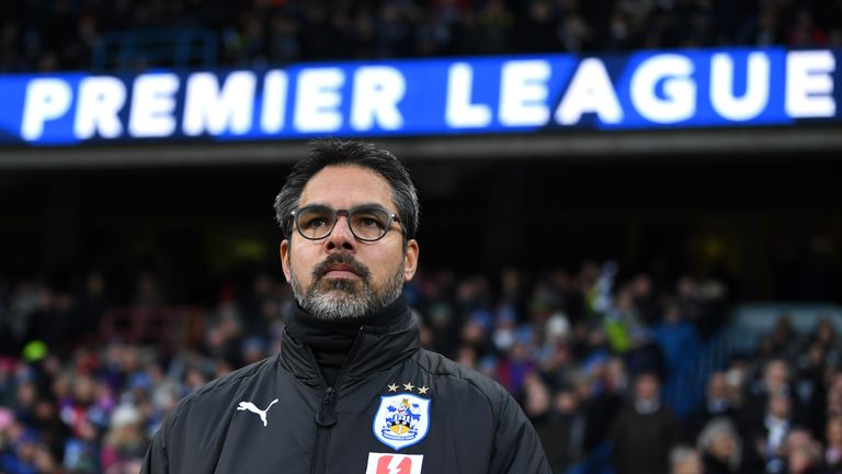 David Wagner's Premier League new boys Huddersfield are fighting for survival