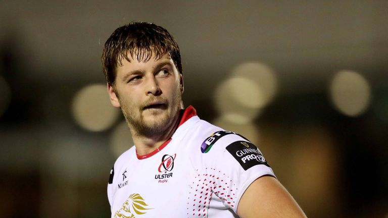 Iain Henderson will want his futures sorted out pronto