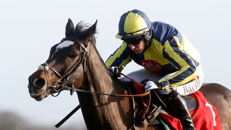 If The Cap Fits - set to run in the Christmas Hurdle