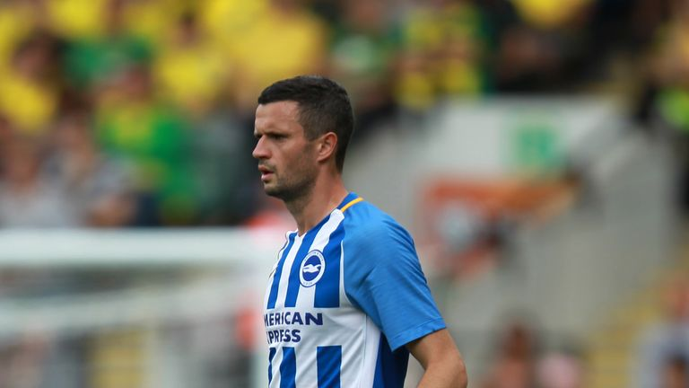 Rangers are determined to sign Brighton's Jamie Murphy