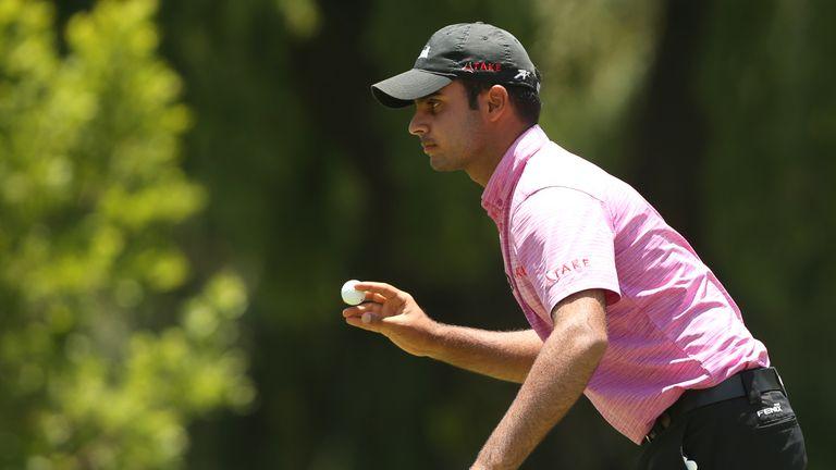 Shubankar Sharma is closing in on a maiden European Tour title