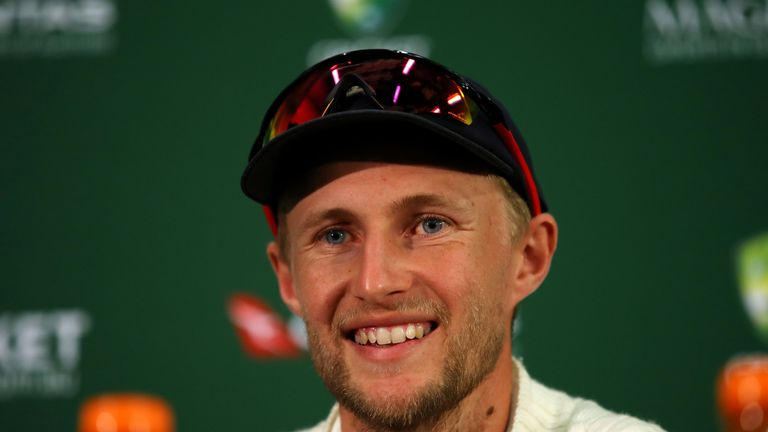 Joe Root says England are still 'massively' in the Ashes
