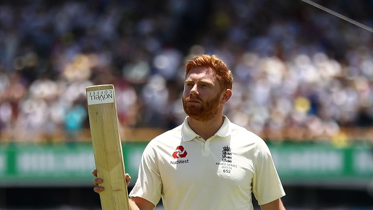 Jonny Bairstow was one of 27 players present at the meeting