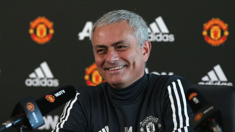 Jose Mourinho has only lost twice in 19 matches against Gunners boss Arsene Wenger