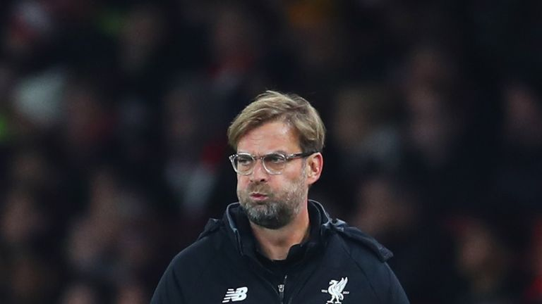 Jurgen Klopp admits Burnley will be a 'very important game'