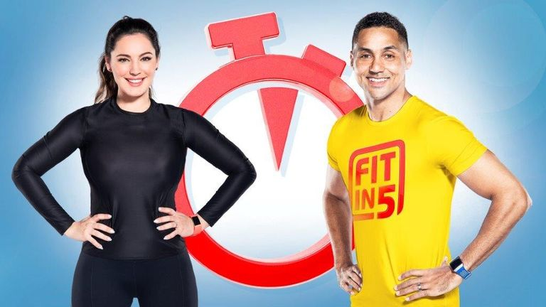 Kelly Brook will join Fit in Five creator Marvin Ambrosius during series 3