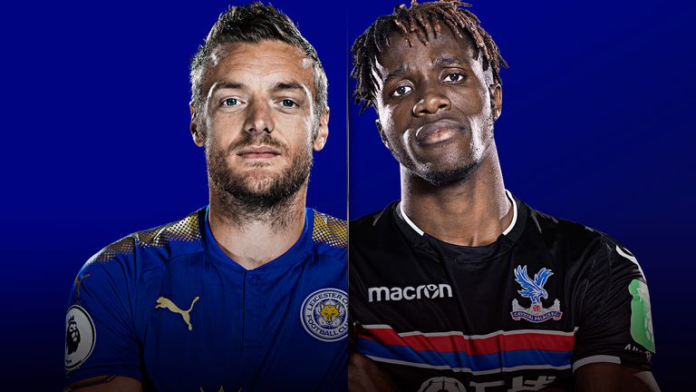 Zaha and Palace go to Leicester at Saturday lunchtime