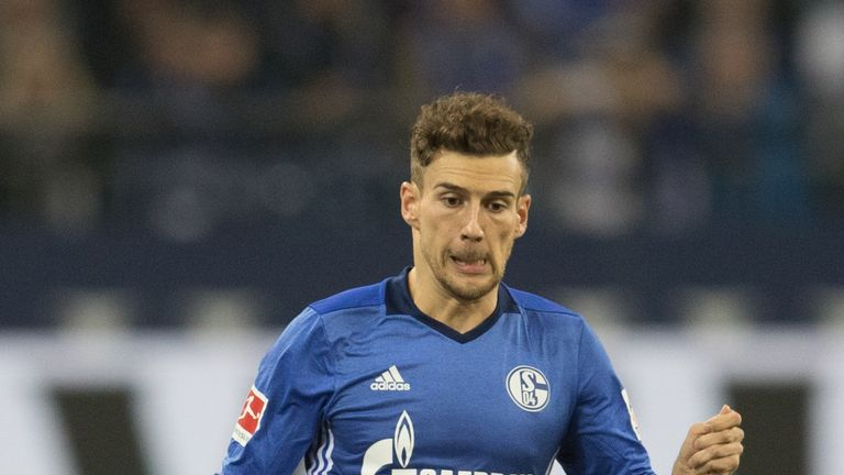 Leon Goretzka is a Manchester United transfer target