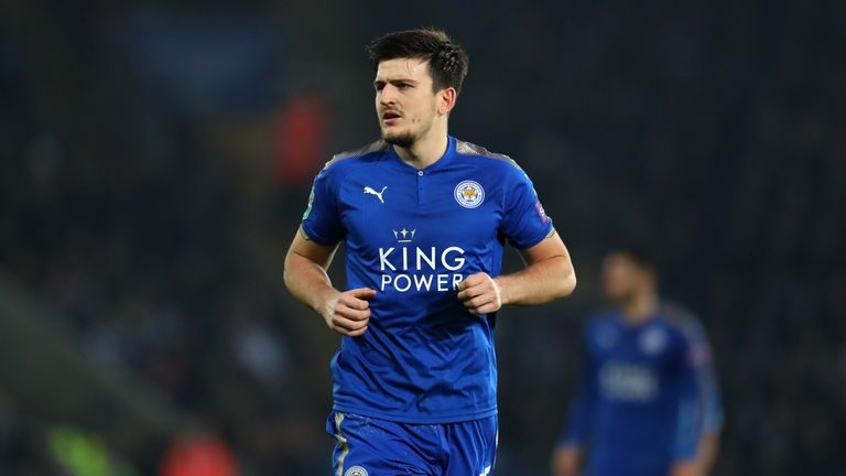 Harry Maguire has impressed for Leicester after joining from Hull in the summer