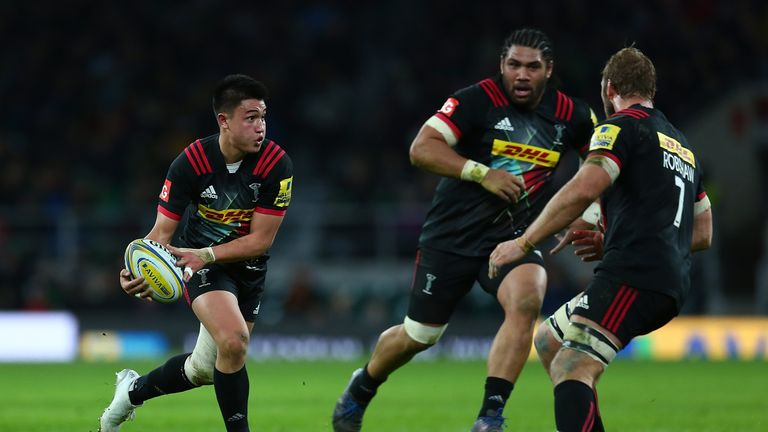 Marcus Smith put in a fantastic display for Quins as they dispatched Northampton at Twickenham