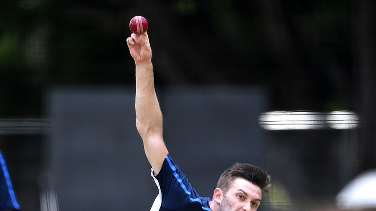 England need pace - and Mark Wood could provide it