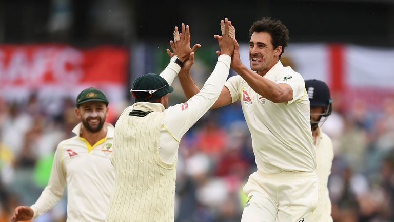 Australia boasted a seam attack possessing pace that England could not match