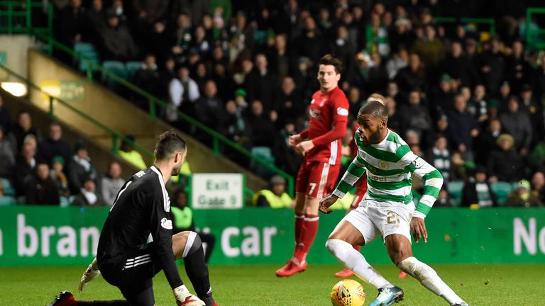Olivier Ntcham wrapped up the victory for Brenda Rodgers' men