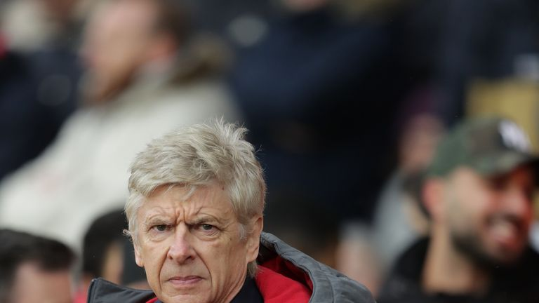 Arsene Wenger has yet to win the League Cup