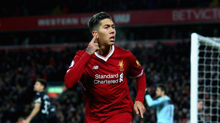 Liverpool Want To Extend Roberto Firmino's Contract
