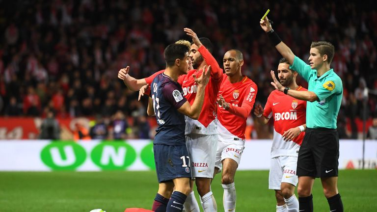 Referees in Ligue 1 are set to be backed up by video technology from next season