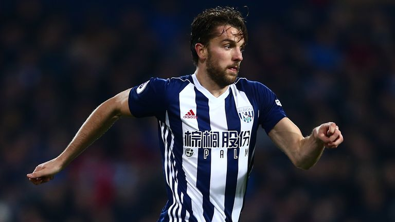 Jay Rodriguez is looking for three points against Manchester United