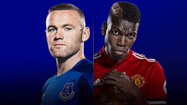 Don't miss Everton v Man Utd on New Year's Day, live on Sky Sports Premier League from 5.15pm