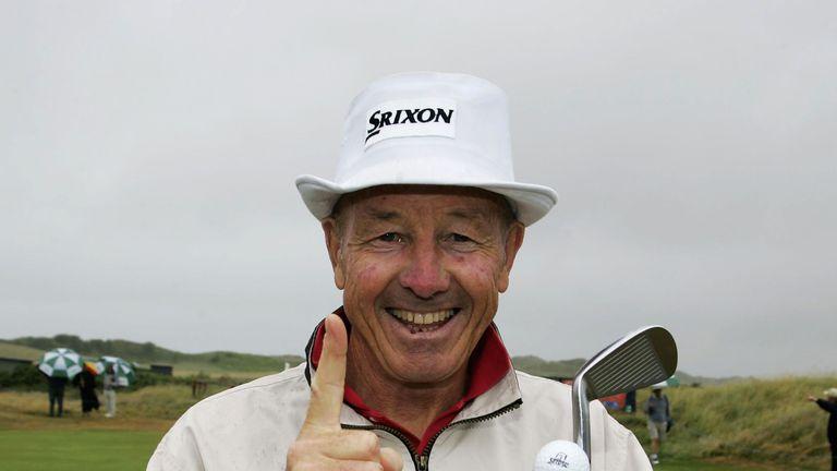 Horton claimed the last of his 23 European Senior Tour titles in 2000