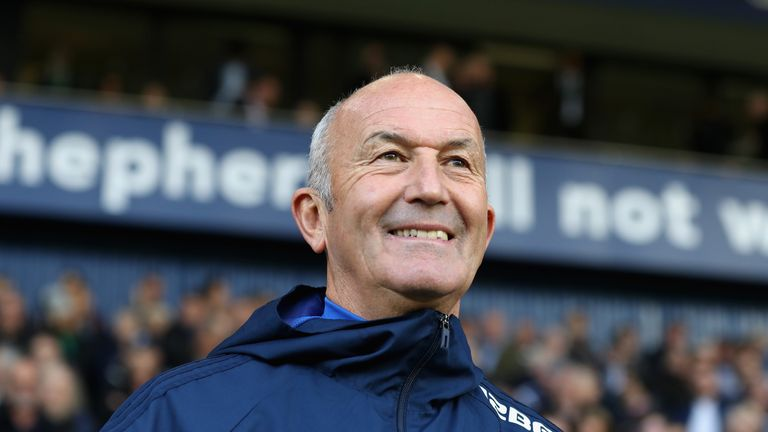 Tony Pulis will be taking charge of his first Middlesbrough game