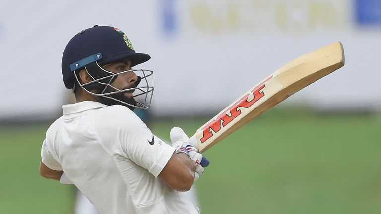 Hussain on Kohli: 'You turn on your telly and see he's 50 not out and then turn it on again in a day's time and see he is 200 not out'
