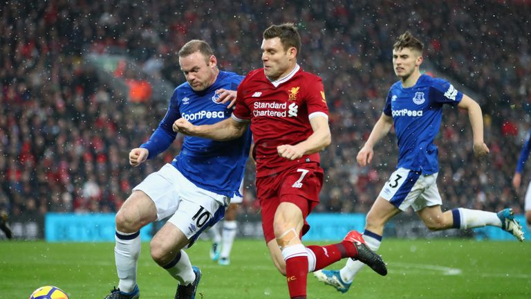 The Reds also drew with Everton in the Merseyside derby