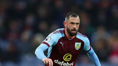 fifa live scores - Steven Defour set to make Burnley return after knee surgery