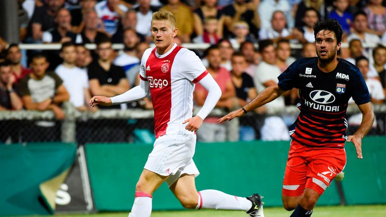 Bayern Munich are reportedly interested in signing Matthijs de Ligt