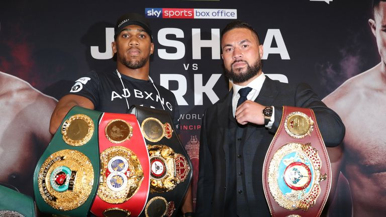 Joseph Parker has the tools to cause an upset, says Deontay Wilder
