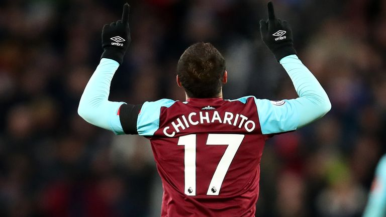 Watch highlights from West Ham 1-1 Bournemouth