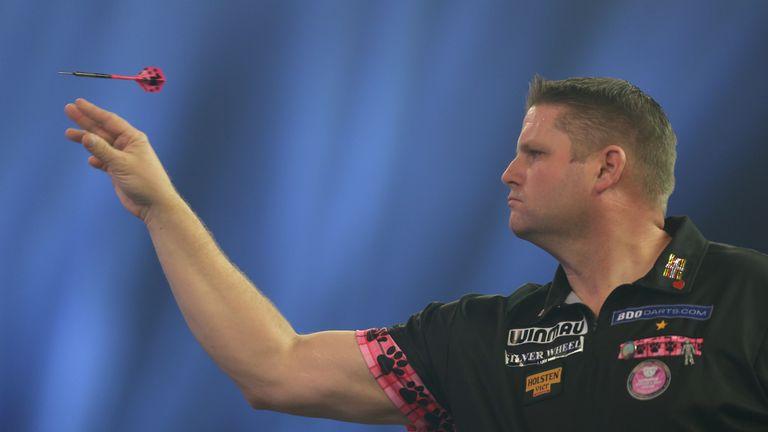 Scott Mitchell has also qualified to return