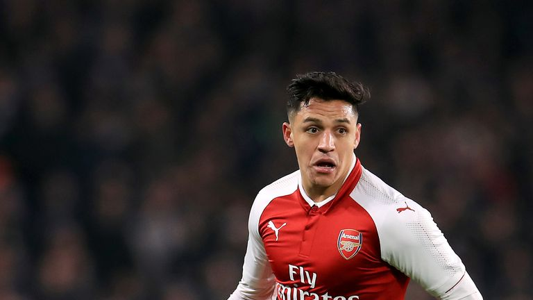 Is Alexis Sanchez on his way to Manchester City?