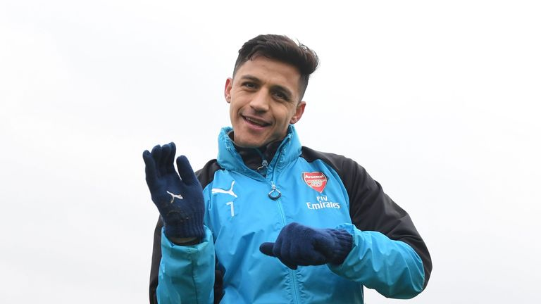 Alexis Sanchez has secured a move away from Arsenal
