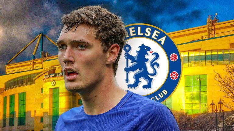 Andreas Christensen has shone for Chelsea this season